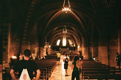 Assisi (Melchiorre Gioia) Tags: arte analogica analog umbria assisi light lights travel art history church chiesa