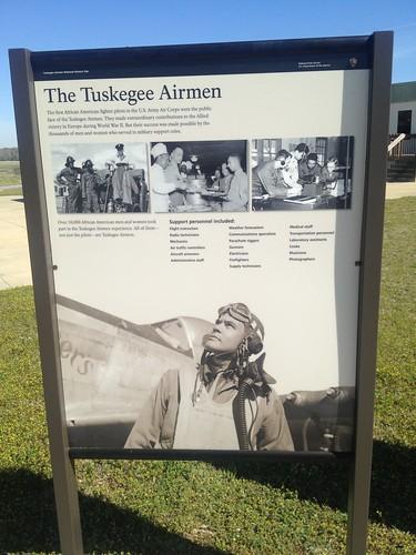 Tuskegee Airmen NHS