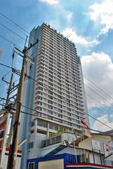 Hotel Vasa (BxHxTxCx (using album)) Tags: surabaya building gedung architecture arsitektur hotel