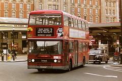 SOUTH LONDON L257 D257FYM (bobbyblack51) Tags: south london l257 d257fym leyland olympian eastern coach works london1996
