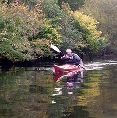 Kayak Dart Rob 9 (chris-parker) Tags: kayak river dart canoe kayaking canoeing devon south west perception