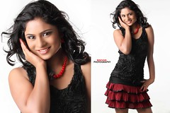 South Actress Deepika Das Hot In Modern Dress Photos Set-4 (19)