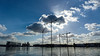 Amsterdam #3 (Bart K. Prins) Tags: panasonic lumix dmclx7 amsterdam netherlands water sky clouds