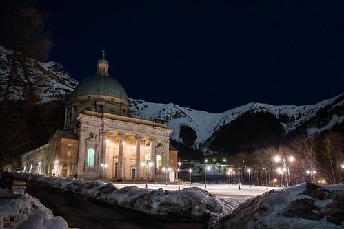 Oropa Sanctuary (Biella, ITALY)