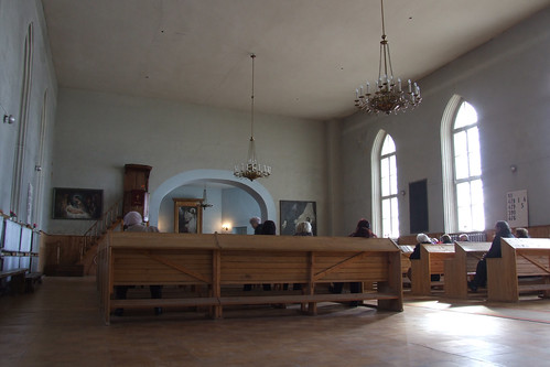 Kokneses evaņģēliski luteriskajā baznīcā, 10.04.2011.