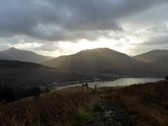 Loch Long and Ben Lomond (threejumps) Tags: scotland lochlong lake loch mountain munro benlomond