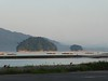 Oyster farms (Stop carbon pollution) Tags: japan 日本 touhoku 東北 iwateken 岩手県 honshuu 本州