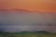 listen (Vicki Mullet) Tags: slowshutter washington purple abstract orange longexposure minimalistic minimalism lakewashington icm photography intentionalcameramovement green pacificnorthwest unitesstates seattle fineart