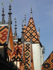 hospices de Beaune (Papy.Ra) Tags: toit architecture national extrieur beaune