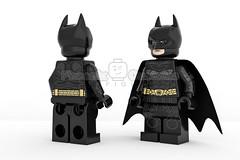 Night Crusader - Coming March? (Phoenix Custom Bricks) Tags: lego custom minifig minifigure hero dark crusader bat superhero superheroes night