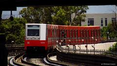 Alsthom/C.N.C.F. NM-73B M.0189   Línea 4 (Christian Linarez) Tags: metrodf ciudaddemexico cdmx stcmetro stc metro nm73 nm73b linea4