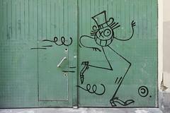 Mr Andr (Ruepestre) Tags: mr andr paris france streetart street graffiti graffitis art urbanexploration urbain urban