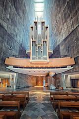 church 2.0 (ThomasMueller.Photography) Tags: blaueslicht bluelight church god gott heilig holy japan kirche licht light modern nihon nippon organ orgel reisen tokio tokyo travel   bunkyku tkyto jp
