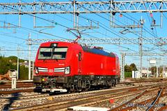 E191 013 DB Cargo (equo25) Tags: treno locomotiva isolata e191 siemens vectron 191013 dbcargo nordcargo portogruaro ferrovia railway locomotive eisenbahn lok ellok