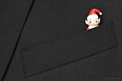 I'm on my way to Santa Claus (Marian Kloon (on and off)) Tags: minimalism odc