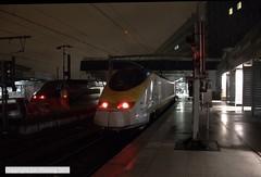 Eurostar in P4 at Brussels Midi (jon33040) Tags: eurostar