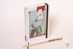 (be light) Tags: cuadernosdeluz luzriegelhaupt ilustracion ilustration bookbinding handmade cuadernos de luz hecho mano bookcel anuariodeilustradores