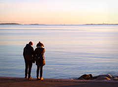 Sunday Dreams (samikahkonen) Tags: helsinki finland suomi dreams dreaming sea baltic scandinavia nordic arctic capital europe winter
