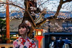 """Kimono girl and sakura • <a style=""""font-size:0.8em;"""" href=""""http://www.flickr.com/photos/72349947@N00/6915421762/"""" target=""""_blank"""">View on Flickr</a>"""