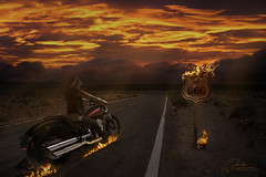 H-Highway to Hell (ACDC) (Beatriz AG) Tags: acdc nikon highway hell h moto motorcycle abc alphabet beatriz highwaytohell abecedario alfabeto nikond90 beatrizag
