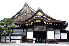 二条城 Nijo-jo (ELCAN KE-7A) Tags: castle japan kyoto pentax 京都 日本 二条城 k7 2011 nijyo ペンタックス 二の丸 御殿 車寄せ