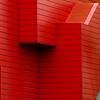 Red dimension (legoland) (sandroraffini) Tags: red urban lines details curves bologna minimalism flickrduel blinkagain