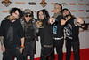 The Metal Hammer Golden Gods Awards at indigO2 - Winner's Board London, England