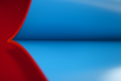 ART in abstract (dK.i photography (counting down)) Tags: cruise blue light red sculpture abstract macro art lines closeup canon ship curves tubes angles extension tones kenko ef50mmf14usm celebritysummit 5dmkii