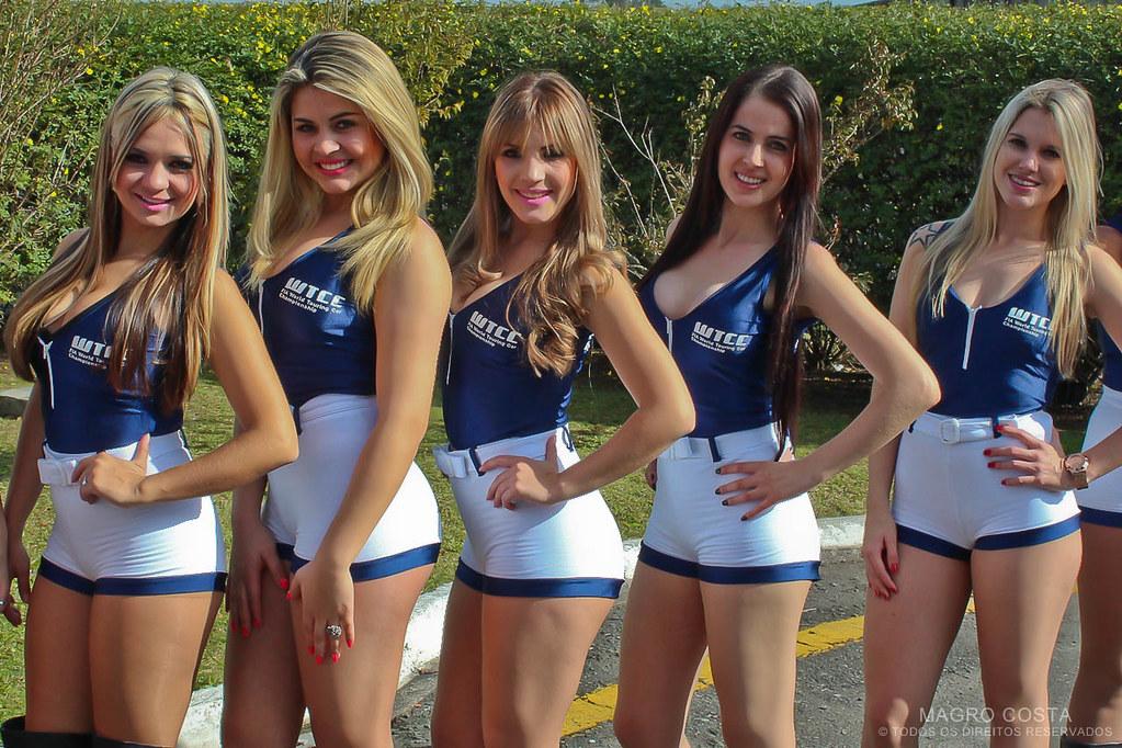 Curitiba girls