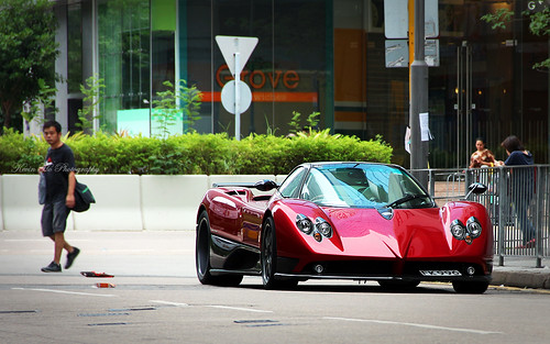 Pagani Zonda F | Kowloon Bay | Hong Kong