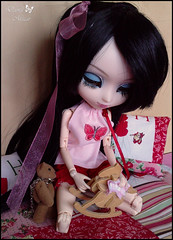 A new friend (Dama Mzar) Tags: naomi groove pullip junplanning mzarstreasure