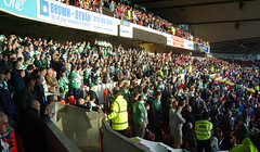 Yeovil fans (lcfcian1) Tags: city nottingham sport forest 1 town football play ground off league yeovil ytfc nffc