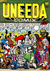 Robert Crumb - Uneeda Comix (1970) (oerendhard1) Tags: art robert illustration magazine comics underground book comic drawing humor strip comix comicbook characters crumb rcrumb stripverhaal undergroundcomics