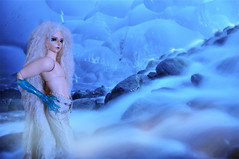 My Inheritance (TerraNoir7) Tags: ice ball doll ns lord bjd resin transparent fairyland abjd joint ital feeple65