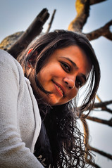 Niharika (kingkvn7) Tags: portrait love portraits happiness kingkvn7