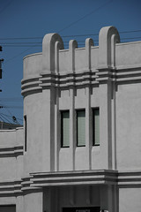 Maywood City Hall 03-23-08 (penfoto) Tags: california cityhall artdeco 2008 maywood