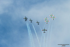 """Frecce Tricolori 5 • <a style=""""font-size:0.8em;"""" href=""""http://www.flickr.com/photos/92529237@N02/8900096044/"""" target=""""_blank"""">View on Flickr</a>"""