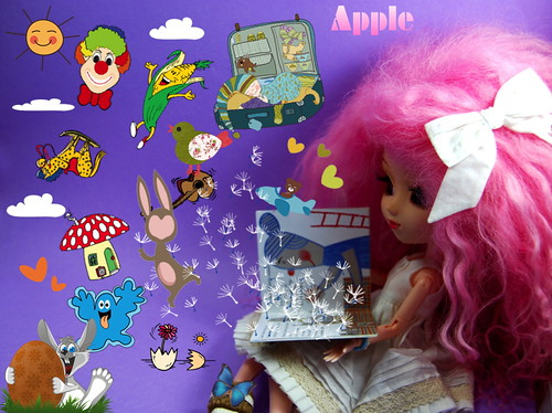 Apple (Pullip Papin)