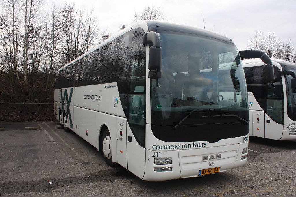 The world 39 s most recently posted photos of connexxion and for Garage daf tours