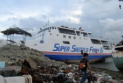 Super Shuttle Ferry 15 and John Cabsky (cr@ckers43) Tags: