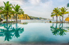 Infinity (jsmania) Tags: lake pool de coconut infinity philippines spot tourist pico batangas loro sealine