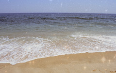 ocean. (nisharatanpara) Tags: ocean beach water stars point overlay shore jersey pleasant