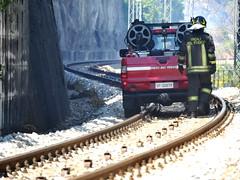 A spasso tra i binari (illyphoto) Tags: ferrovia rotaie rotaia vigilidelfuoco pompiere intervento illyfoto vigiledelfuoco ilariaprovenzi photodiilariaprovenzi illyphoto