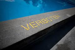 verboten... (don_philippe) Tags: pool concrete wasser forbidden 2470l verboten beton jugend canonef2470mm28l schwimmbecken canonef247028lusm canoneos5dmarkiii