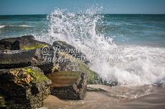 BrandiFitzgerald.LidoBeach035 (brandifitzarts) Tags: newyork beach waves scene longbeach shore eastcoast beachscene sandwriting lidobeach newyorkbeach brandifitzgerald sayingsinsand
