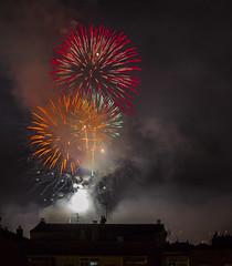 fireworksjose luis (jlmontes) Tags: fireworks fuegosartificiales nikond3100 fiestamayorpalleja2013
