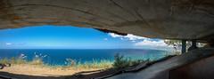 Diamond Head Military Bunker (ExtremeRod) Tags: look out hawaii climb waikiki oahu head walk diamond bunker crater