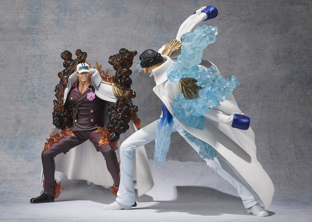 Figuarts ZERO ONE PIECE 赤犬 薩卡斯基 Battle Ver.