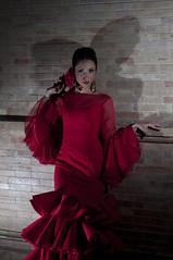 Belen (leugims ) Tags: de sevilla feria traje flamenca peineta abanicos 2013