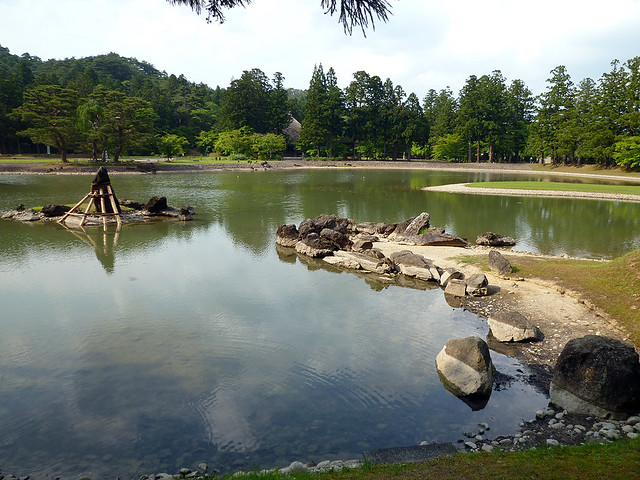 毛越寺 浄土庭園をぐるりと1周|毛越寺